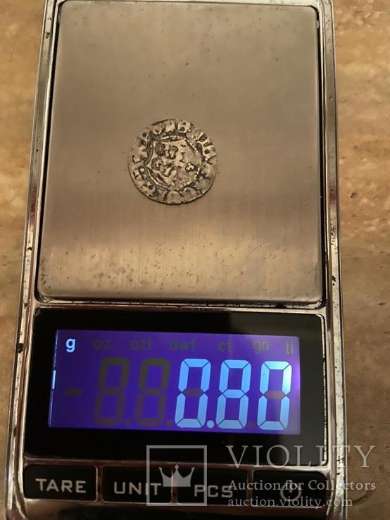 Средневековая монета, фото №6