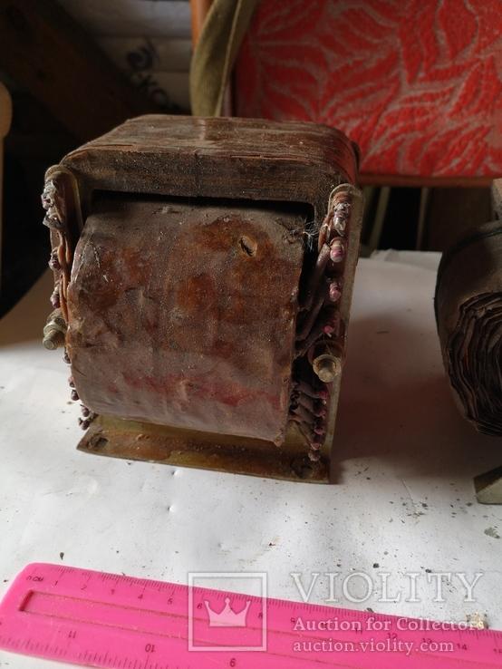 Трансформаторы дроссель трансформатор, фото №6