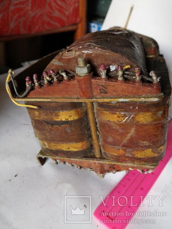 Трансформаторы дроссель трансформатор, фото №11