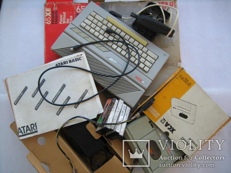 Компютер Atari 65XE, фото №2