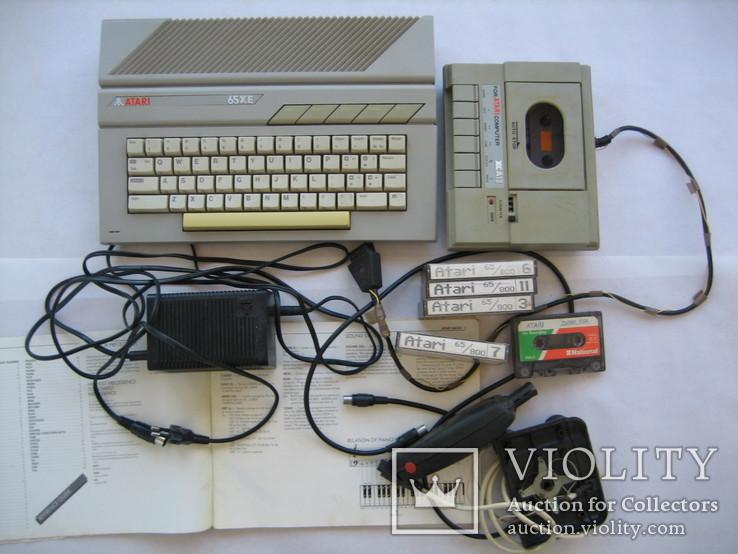 Компютер Atari 65XE, фото №3