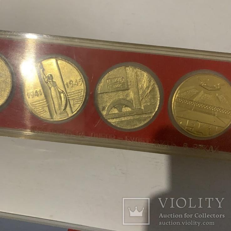 Настольные медали СССР, фото №3