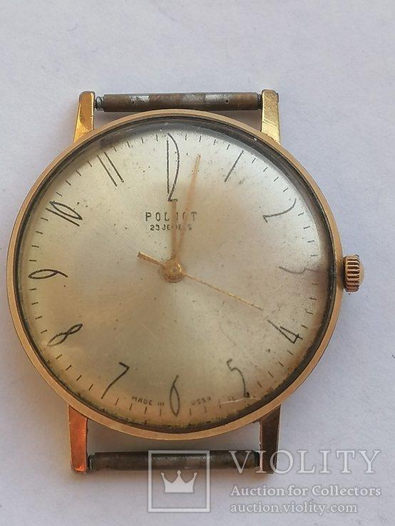 Часы Полёт Au20ц