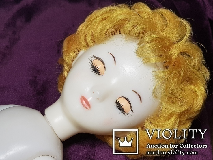 Кукла СССР 45 см, фото №5