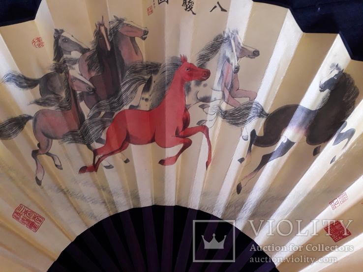 Віяло в китайському стилі, фото №3