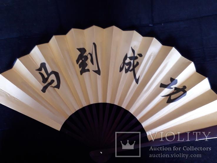 Віяло в китайському стилі, фото №9