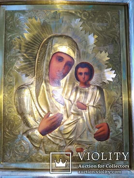 Икона Смоленская божья матерь, фото №9
