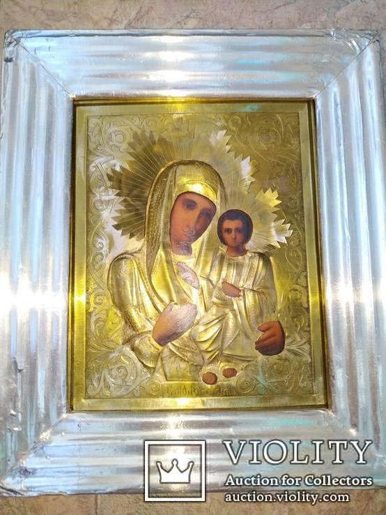 Икона Смоленская божья матерь, фото №10