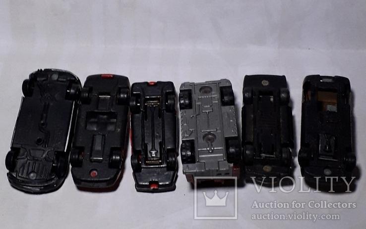 Машинки 6 шт., фото №3