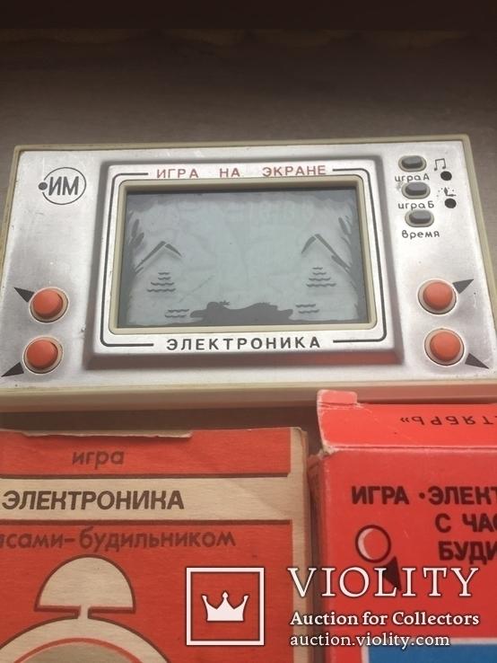 Электроника ИМ+Коробка+Инструкция