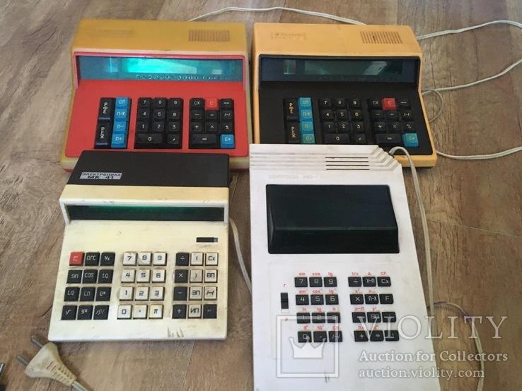 Калькулятори, фото №2
