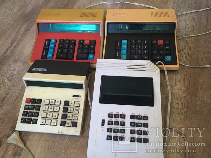 Калькулятори, фото №3