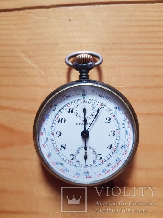 Годинник часы хронограф Starter
