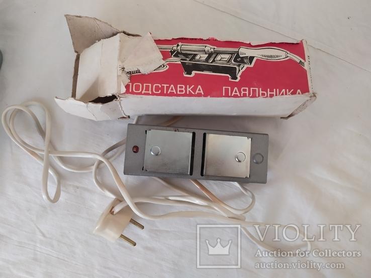 Подставка для паяльника. СССР, фото №2