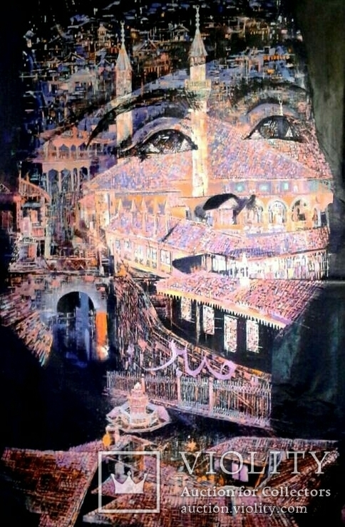 Ночной Бахчисарай в лице Крымской певицы