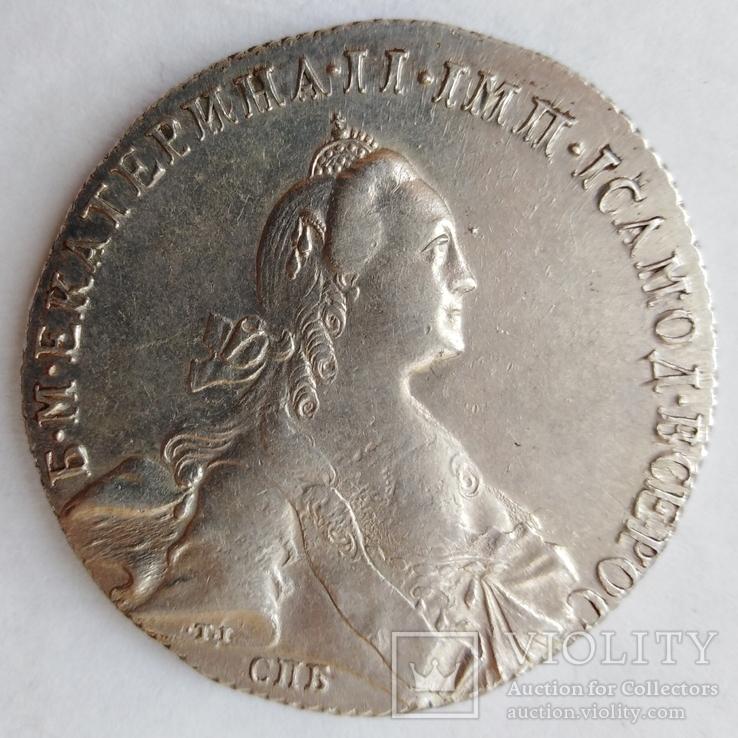 Рубль 1772 года