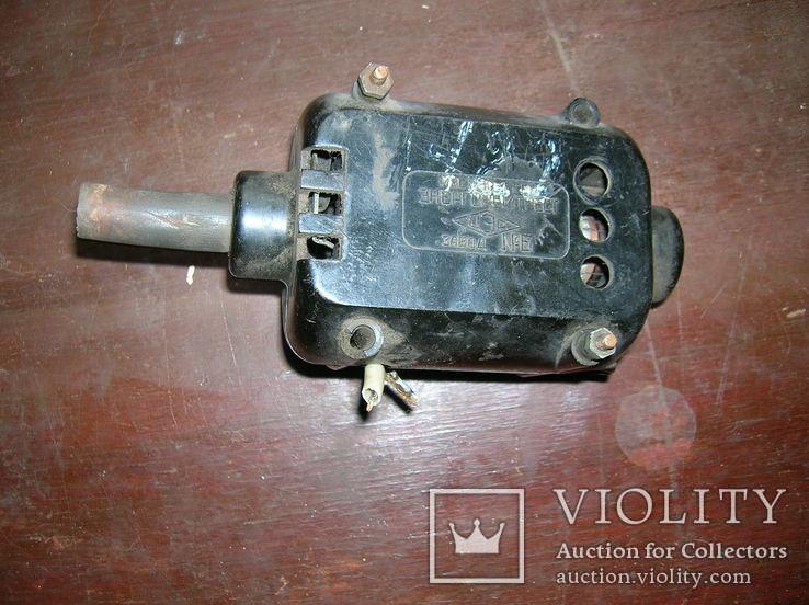 Электродвигатель МШ 127 В., фото №2