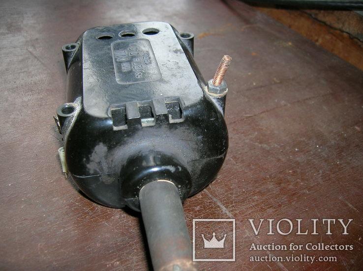 Электродвигатель МШ 127 В., фото №4