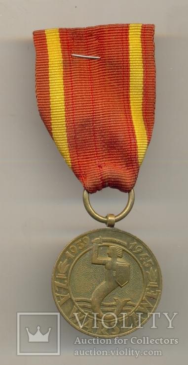 "Za Warszawe   ""За Варшаву 1939-1945"", фото №2"