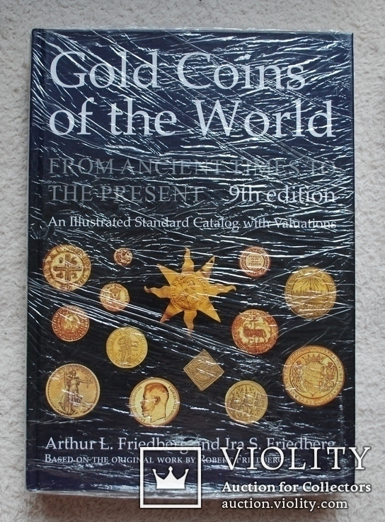 Friedberg Catalogue - Gold Coins of the World 9th Edition