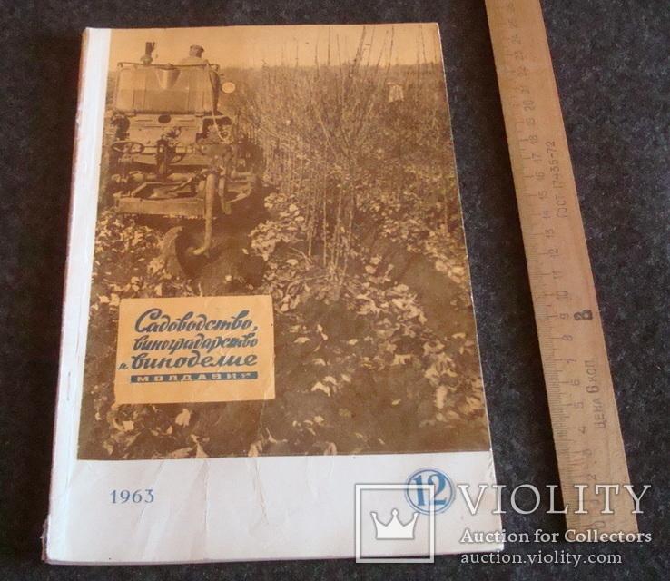 Садоводство, виноградарство и виноделие Молдавии 12/1963, фото №2
