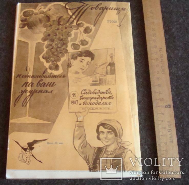Садоводство, виноградарство и виноделие Молдавии 12/1963, фото №6