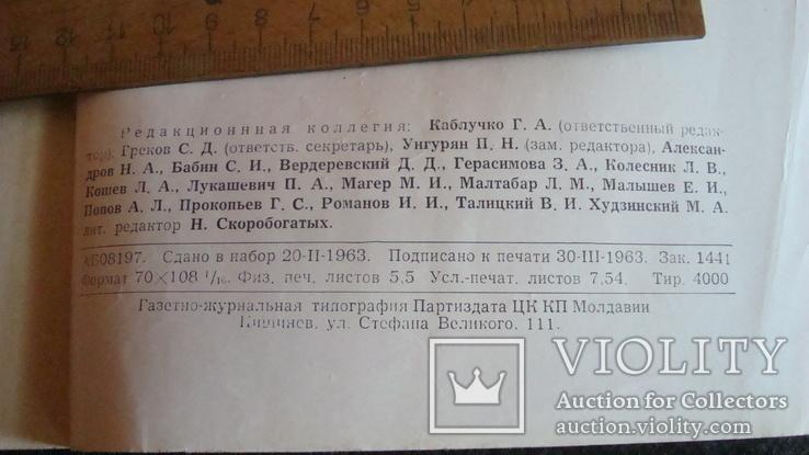 Садоводство, виноградарство и виноделие Молдавии 4/1963, фото №5