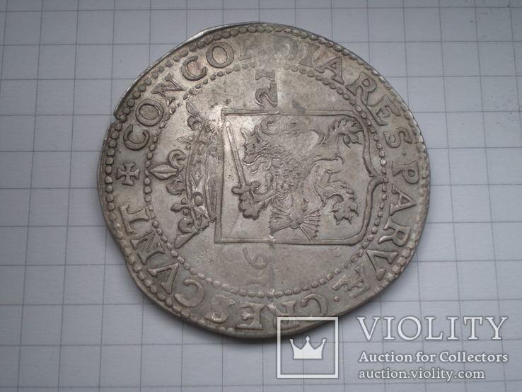 Талер 1621 г. Вест Фризия, фото №5