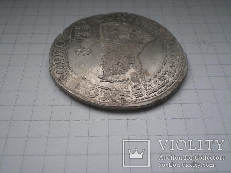 Талер 1621 г. Вест Фризия, фото №6
