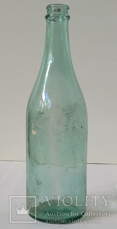 Бутылка от водки 0,5 л ОСЗ, фото №2