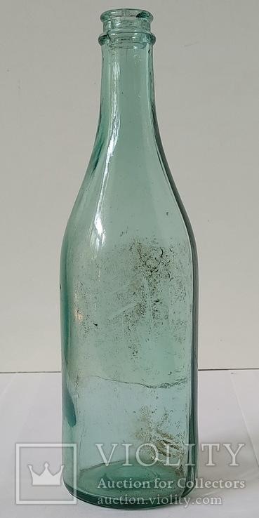 Бутылка от водки 0,5 л ОСЗ, фото №3