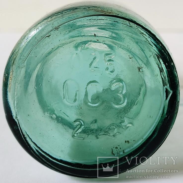 Бутылка чекушка 0,25 л ОСЗ, фото №6