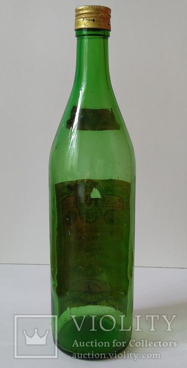 Бутылка от вермута Кечкемет 1 л (красный), фото №3