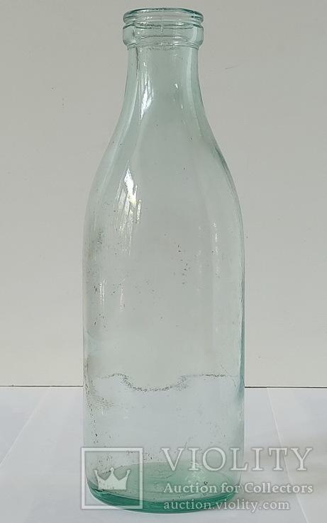 Молочная бутылка 1 л Мерефа, фото №3