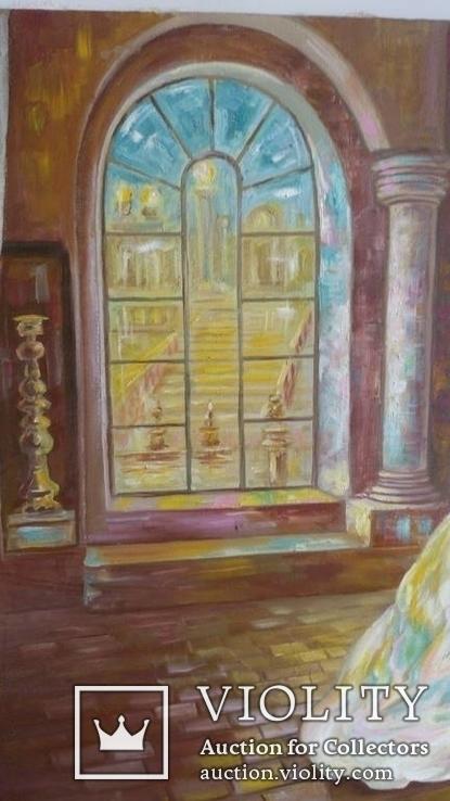 """Картина """"Дівчина Аліса"""", фото №4"""