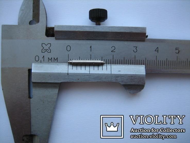 Ушки съемные для корпусов наручных часов. ГОСТ 13649-79, фото №4