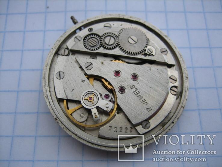 Механізм Poljot 17 jewels, фото №6