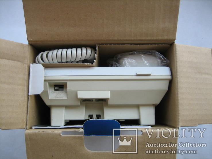 Телефон Panasonic KX-TS2361RUW, фото №5