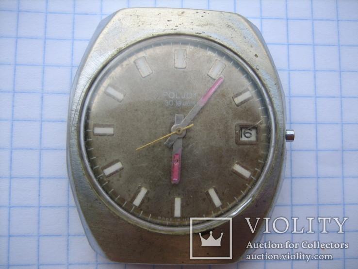 """Годинник """"Poljot"""" 30 jewels, фото №2"""