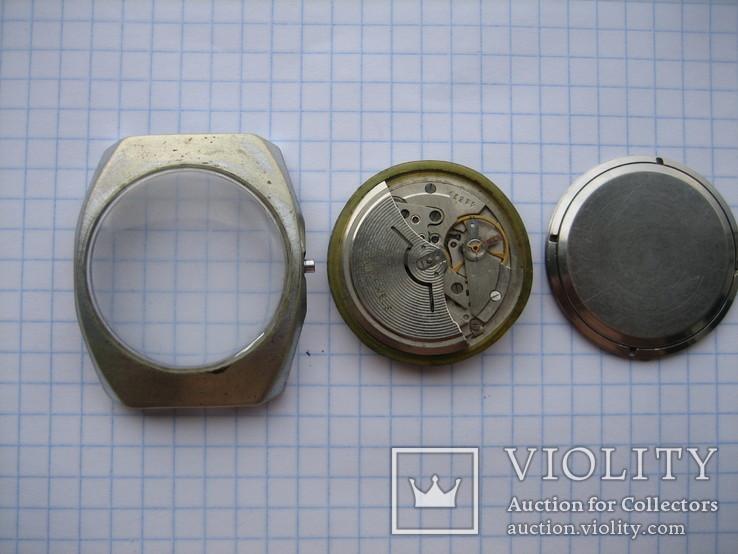 """Годинник """"Poljot"""" 30 jewels, фото №5"""