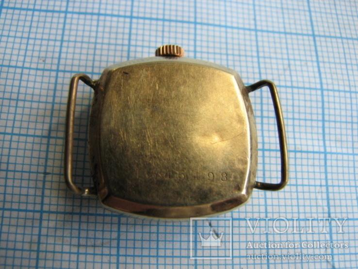 Часы   OMEGA   Швейцария   золото  585пр., фото №6