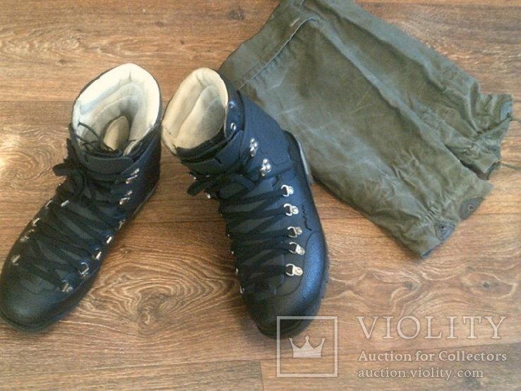 Reichle futura avanti - горные ботинки Швейцария, фото №6