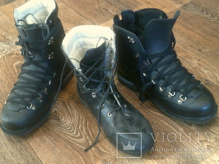 Reichle futura avanti - горные ботинки Швейцария, фото №12