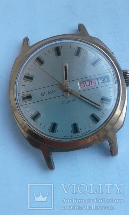 Часы наручные Слава AU10