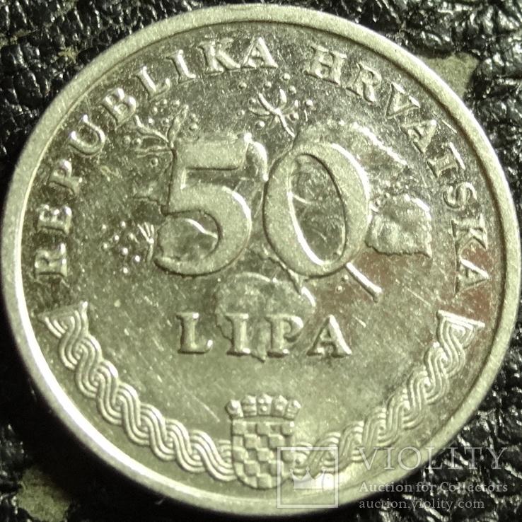 50 ліп 2003 Хорватія, фото №3