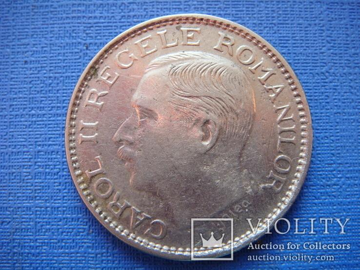 100 лей 1936 г. Румыния, фото №2