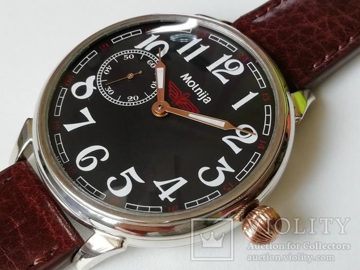 Часы Молния, фото №2
