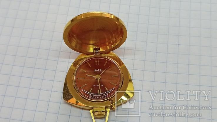 Часы Кулон Ау5, фото №6