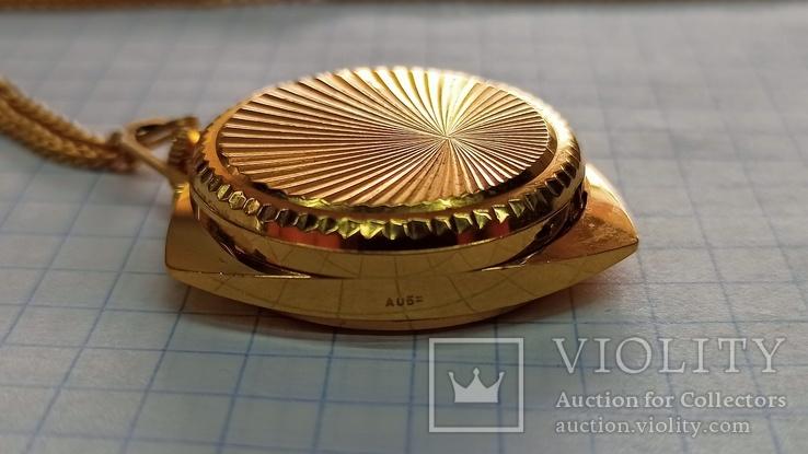 Часы Кулон Ау5, фото №7