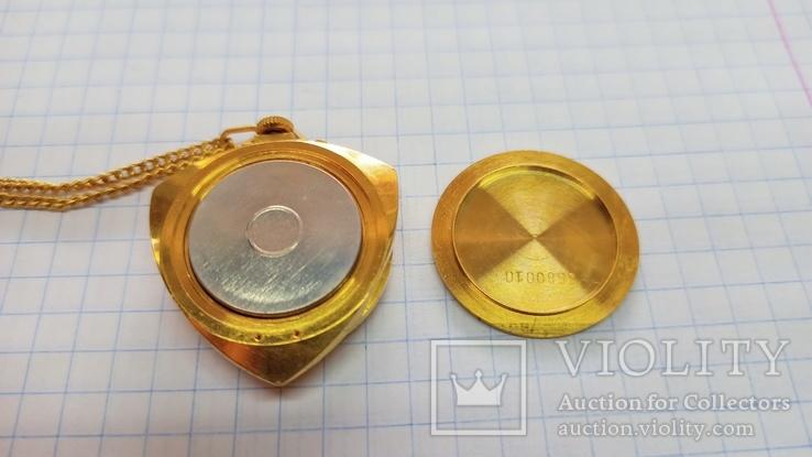 Часы Кулон Ау5, фото №8